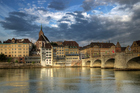 Avalon Waterways' trip down the Rhine begins its journey in Basel, Switzerland. Photo / Thinkstock