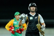 James Franklin could open the batting again for the Black Caps. Photo / Getty Images