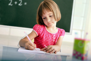 More than a third of primary school children are failing writing standards. Photo / Thinkstock