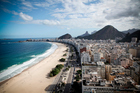 Catch some rays on Rio de Janeiro's famous Copacabana Beach for nada. Photo / Thinkstock