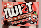 Delish Twist Strawberry - $4.49 for 400g.