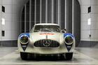 The W197 was the racecar that started one of the automotive industry longest-last models. Photo / Supplied
