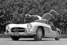 Even now the SL has massive presence and style despite its age. Photo / Supplied