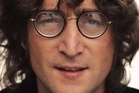 John Lennon has topped a poll of Rock's Ultimate Musical Icons. Photo / Supplied
