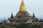 Mandalay boasts numerous ancient temples, such as those in Bagan. Photo / Thinkstock