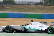 Brendon is the only Kiwi driver to have tested a 2012 Formula 1 car. Photo / File