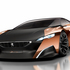 Peugeot Onyx concept. Photo / Supplied