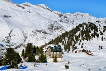 Alpine dream: Swiss storybook fantasies can be realised. Photo / Getty Images
