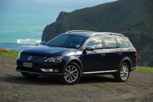 Alltrack gets more clearance. Photo / Jacqui Madelin