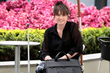 Beth Laughton packed her bags with bargains during a recent trip to America. Photo / Michael Craig