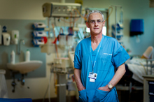 Dr Colin McArthur says mortality rates don't tell the whole story.  Photo / Dean Purcell