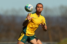 Australia five-eighth Quade Cooper is out for the rest of the Rugby Championship. Photo / Getty