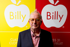 He's the apple of our art eye ... Barrie Bates aka Billy Apple. Photo / Dean Purcell