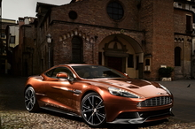 2013 Aston Martin Vanquish. Photo / Supplied