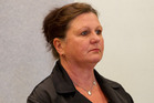 Carol Anne Braithwaite was sentenced at the Auckland High Court today. Photo / Richard Robinson