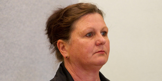 Carol Anne Braithwaite was sentenced at the Auckland High Court today. Photo / Richard Robinson