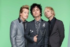 Green Day are on punk rock form in Uno! Photo / Supplied