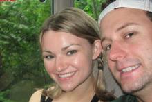 Kenneth Stithem and Kirsten Steinke. Photo / supplied