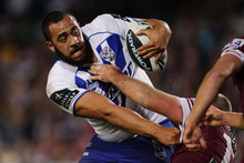 NZ-born Sam Kasiano has to decide on a team soon. Photo / Matt King 