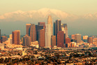 Los Angeles - California's city of angels - is really the city of meetings. Photo / AP