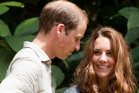 Prince William and Kate visit Borneo during their nine-day tour of Southeast Asia and the Pacific. Photo / AP