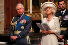 Prince Charles and Camilla, Duchess of Cornwall wil travel to New Zealand in November. Photo / AP