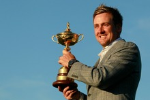 Ian Poulter Photo / Matt Dunham