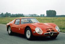 Alfa_Romeo_giulia_tz2_1965 NZH 02Sep10 - CHIC ITALIAN: Giulia from 1965.