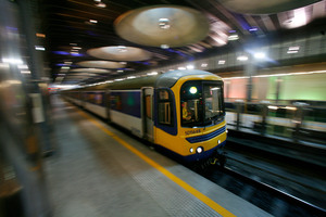 A spokesman for Auckland Transport says services from Swanson to Waitakere are currently under review. Photo / APN