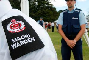 Maori wardens are at the frontline of a dispute over who controls them.  Photo / Greg Bowker
