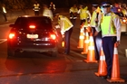 Police are cracking down on illegal street racing and have banned some car enthusiasts from service stations. Photo / APN
