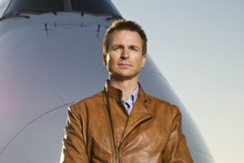 Kiwi Phil Keoghan is up for an Emmy award as host of The Amazing Race. Photo / Supplied 