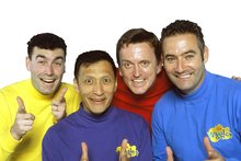 The Wiggles clearly still love what they do. Photo / Supplied
