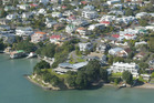The suburb of Herne Bay has again topped the table with an average value of about $1.8 million. Photo / Brett Phibbs