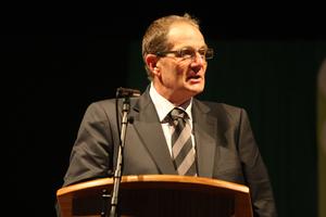 Whanganui MP Chester Borrows. Photo / Bevan Conley