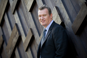 John Kirwan. Photo / Greg Bowker