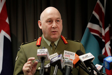 Defence Force chief Lieutenant General Rhys Jones had good and bad news for Defence Force staff today. Photo / NZH