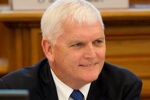 Auckland Council's chief executive Doug McKay. Photo / Richard Robinson