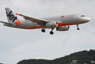 Jetstar announced services between Queenstown and Sydney and Melbourne would also be increased. Photo / Mark Mitchell