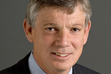 Incoming Reserve Bank governor Graeme Wheeler met with Finance Minister Bill English today. Photo / Supplied