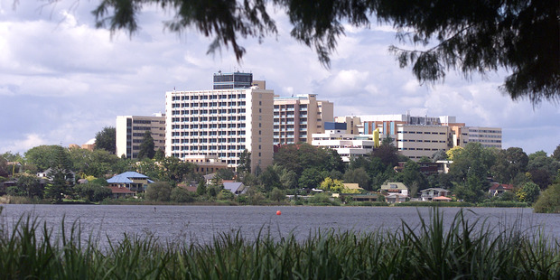 Waikato Hospital has been high in the mortality rate figures. Photo / NZ Herald