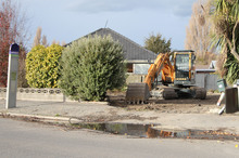 IAG says that while working out insurance claims for damaged Christchurch homes, it discovered an error had been made in many policies. File Photo