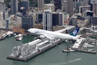 Air New Zealand's upgrade is set to begin in 2014 and is expected to take about a year. Photo / Supplied