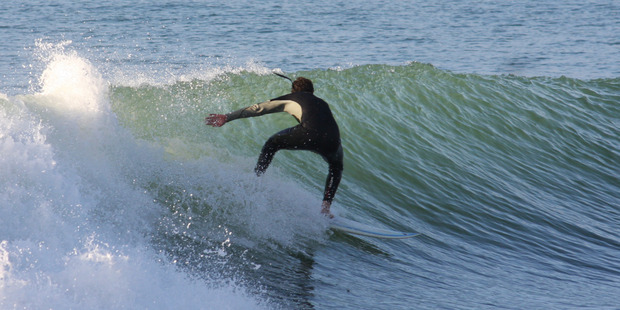 Five days at surf camp will leave you with a new favourite pastime. Photo / Northern Advocate