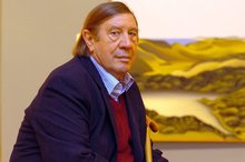 Don Binney was one of our best known wildlife artists. Photo / Fotopress