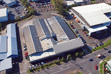 82 Carbine Rd is the site for a green distribution facility which is being marketed by Sam Smith and Ben Pilley.
