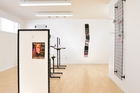 Gloria Knight Gallery in Wynyard Quarter.