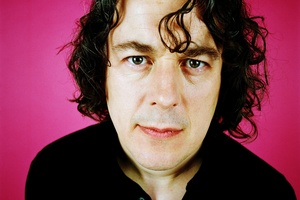 Comedian Alan Davies. Photo / Supplied