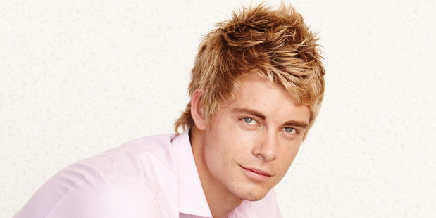 Luke Mitchell says he's not foolish enough to think that because he has appeared on Home and Away he has a fast-pass to bigger and better roles. Photo / Supplied