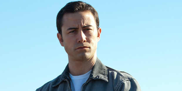Joseph Gordon-Levitt rose to the challenge of imitating Bruce Willis in Looper. Photo / Supplied